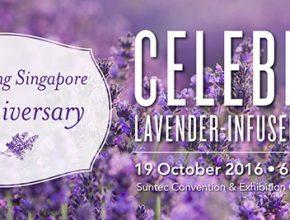 Suntec Singapore events October