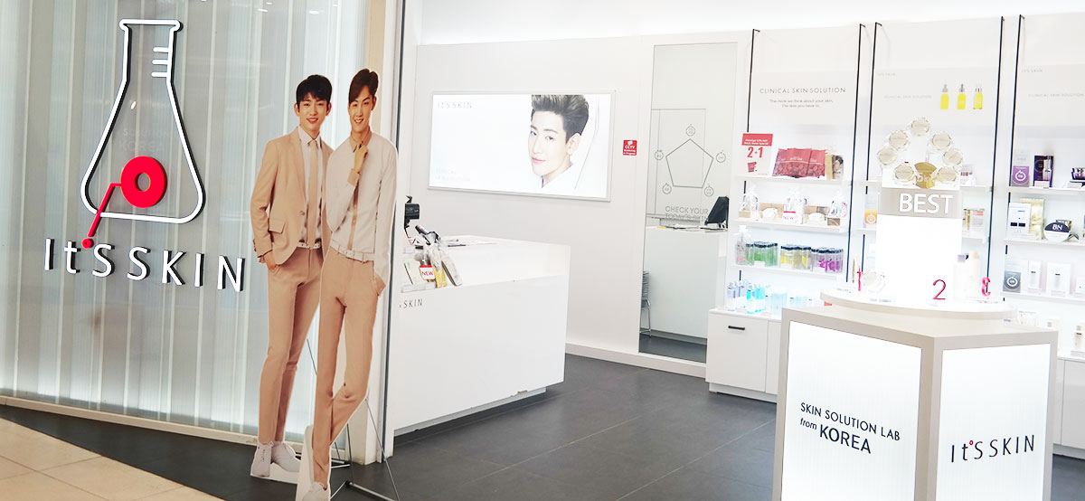 Korean makeup singapore