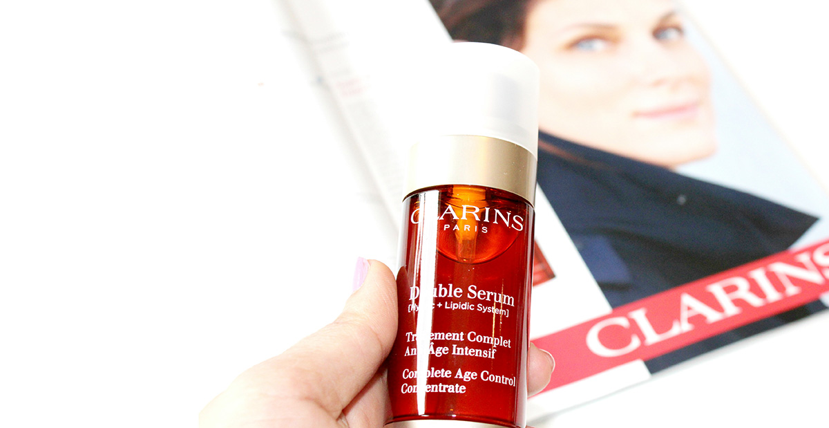 Clarins Double Serum Singapore