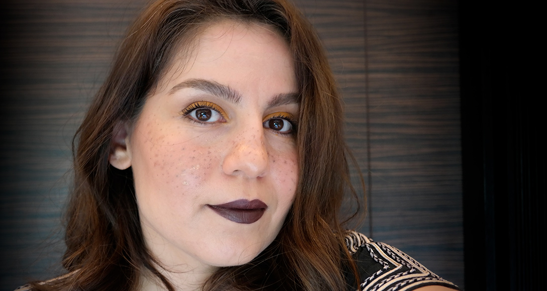 makeup freckles trend 2017