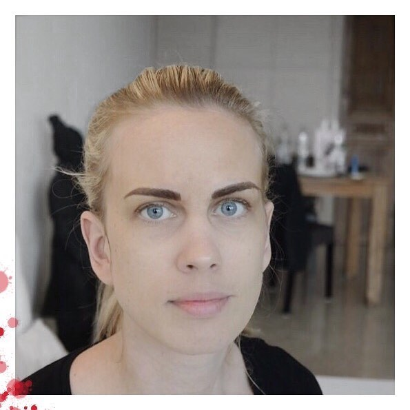 permenant eyebrow makeup artist germany